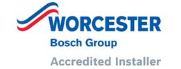 Worcester Bosch Boiler Installers Bristol Logo